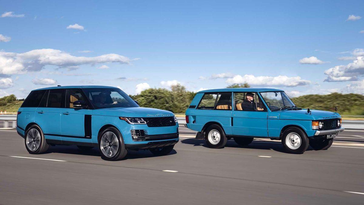 2020 Range Rover 50