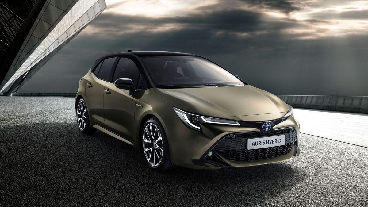 2018 Toyota Auris Hybrid