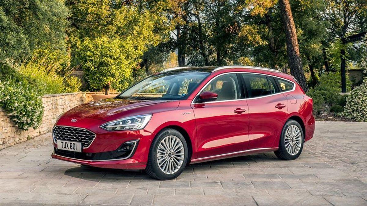 Ford Focus Estate car lease