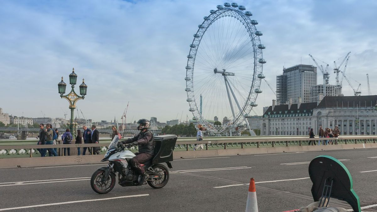 On Yer Bike: Brits Seek Public Transport Alternatives With Motorbikes And Mopeds
