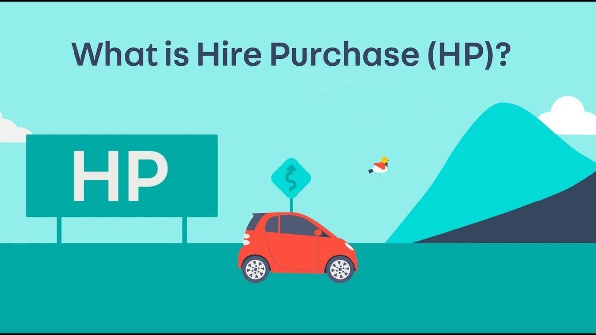 What is Hire Purchase?