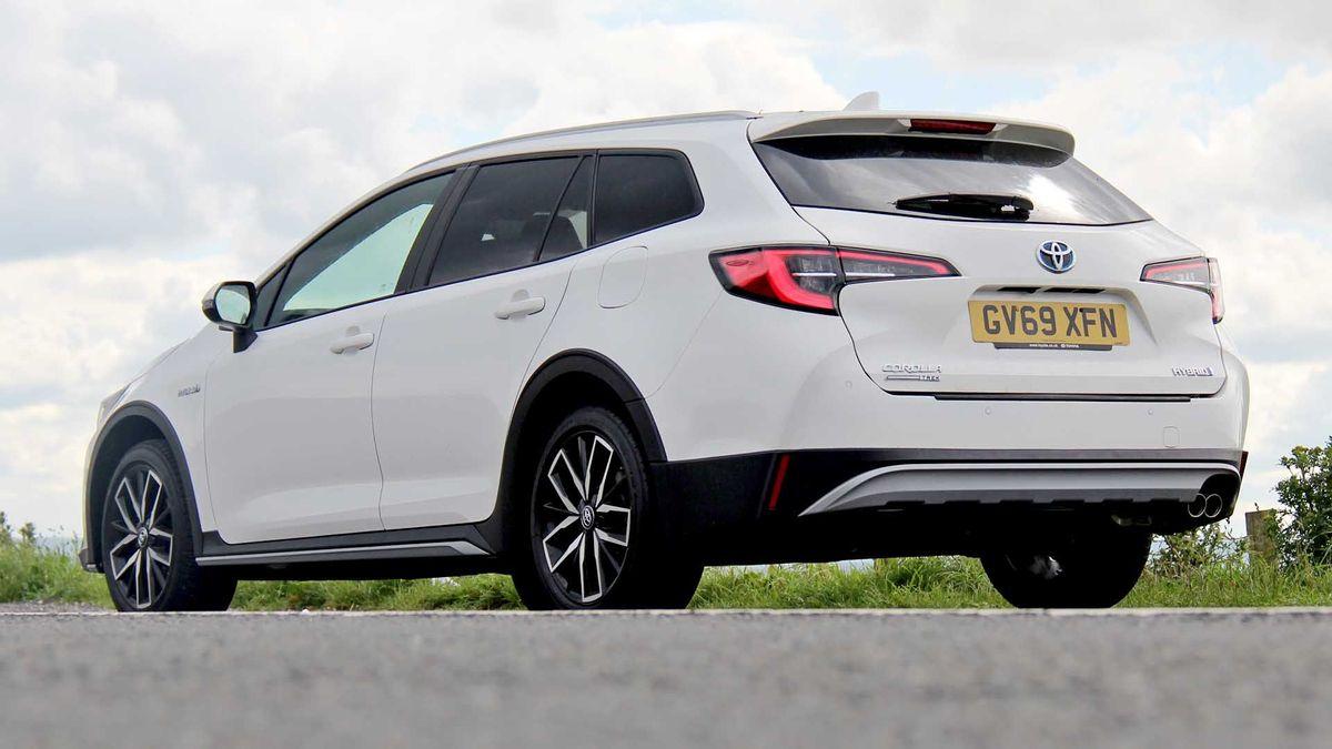 2020 Toyota Corolla Touring Sports TREK
