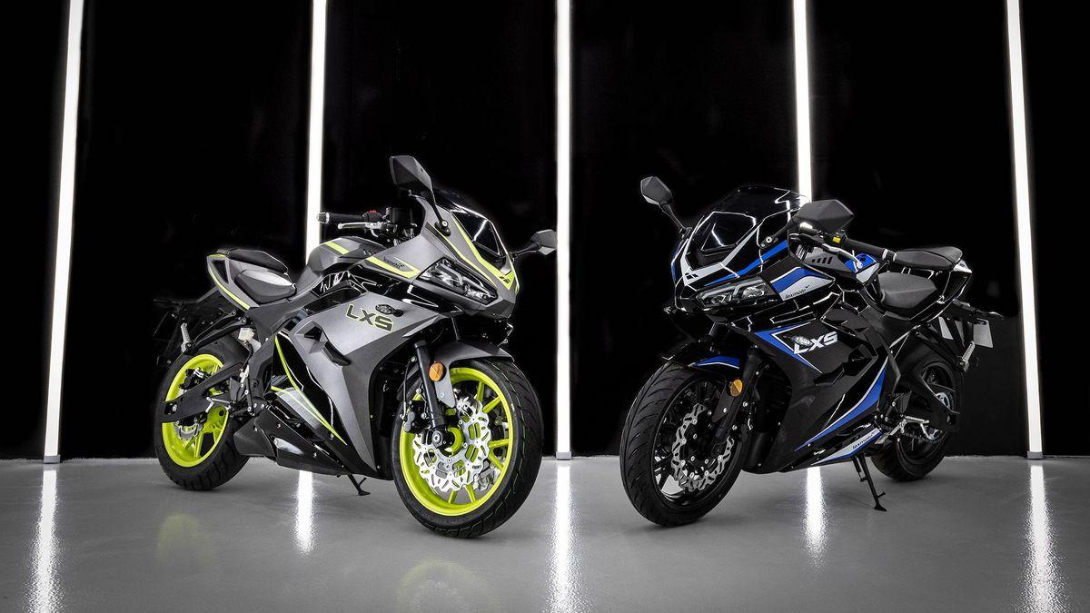 Lexmoto to launch new Lexmoto LXS 125 2021 sportbike