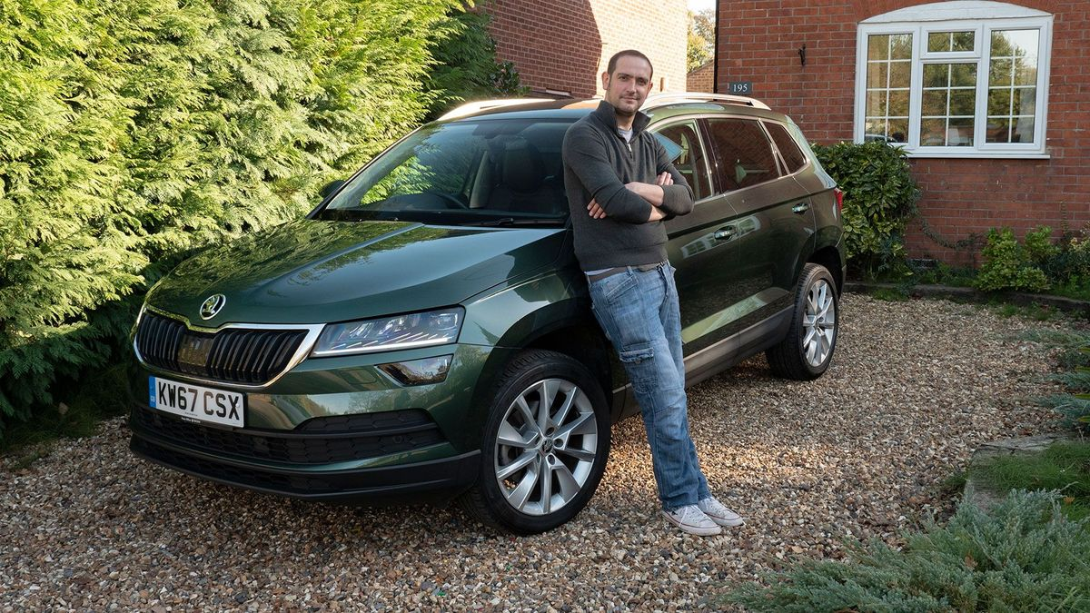 Living With A Skoda Karoq Auto Trader Uk