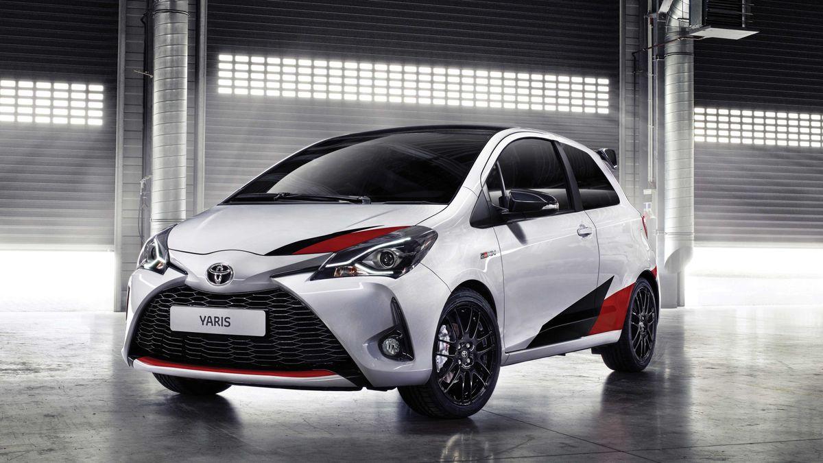 2018 Toyota Yaris GRMN