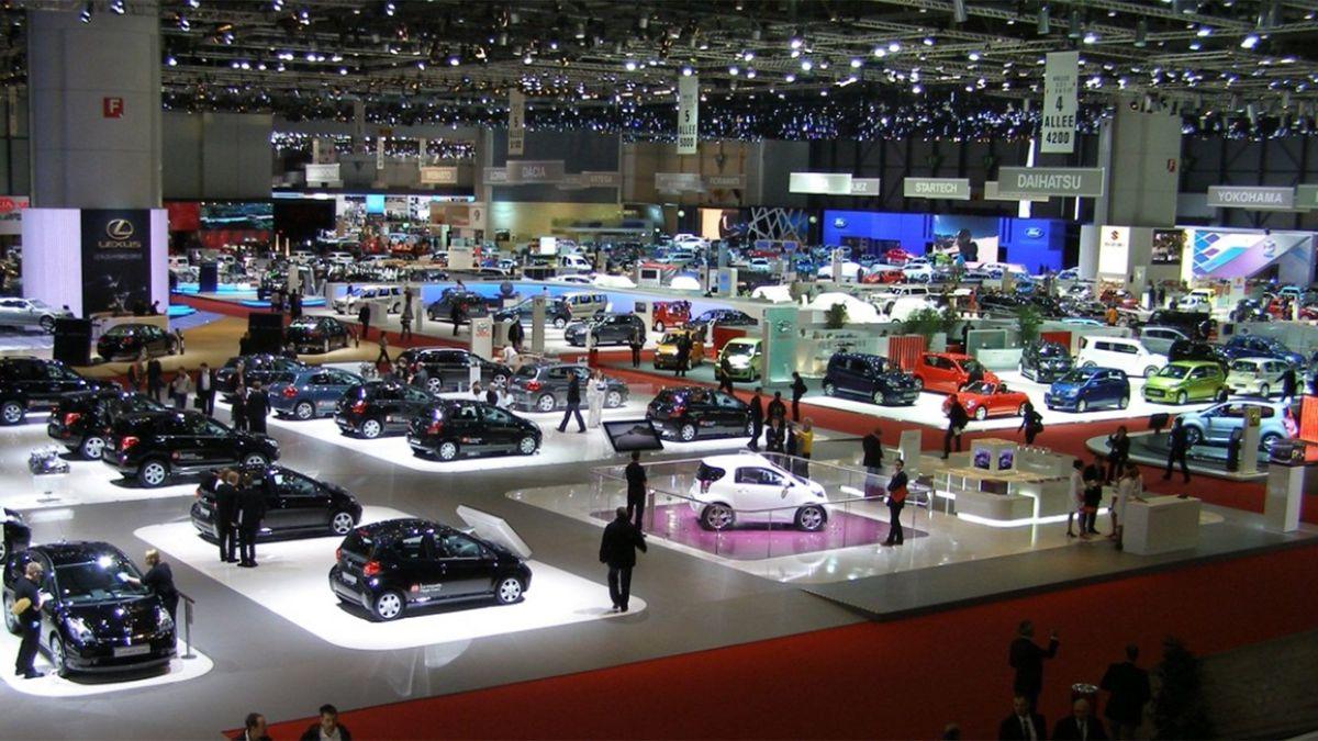 Geneva Motor Show 2018 >> Geneva Motor Show 2018 All You Need To Know Auto Trader Uk