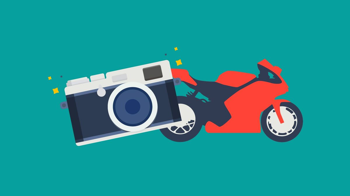 How to take photos of your bike for your Auto Trader advert
