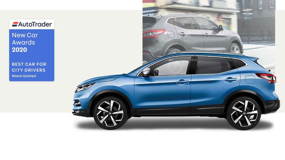 Nissan Qashqai, voted Best Car for City Driving 2020