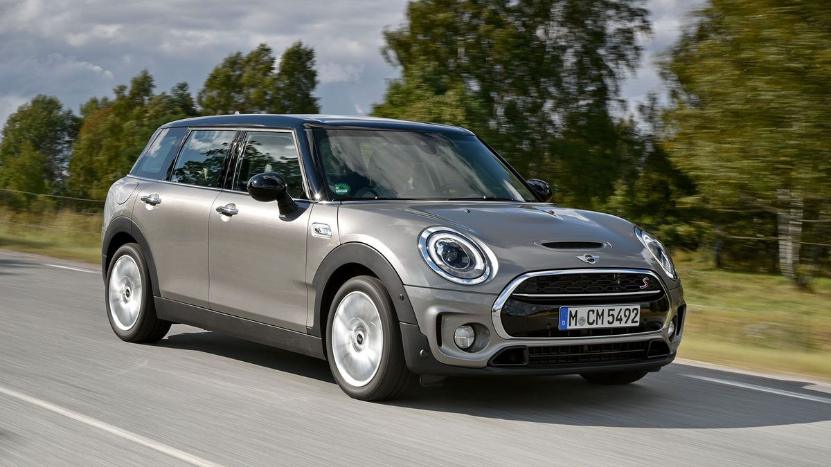 2015 Mini Clubman Cooper S First Drive Review Auto Trader Uk