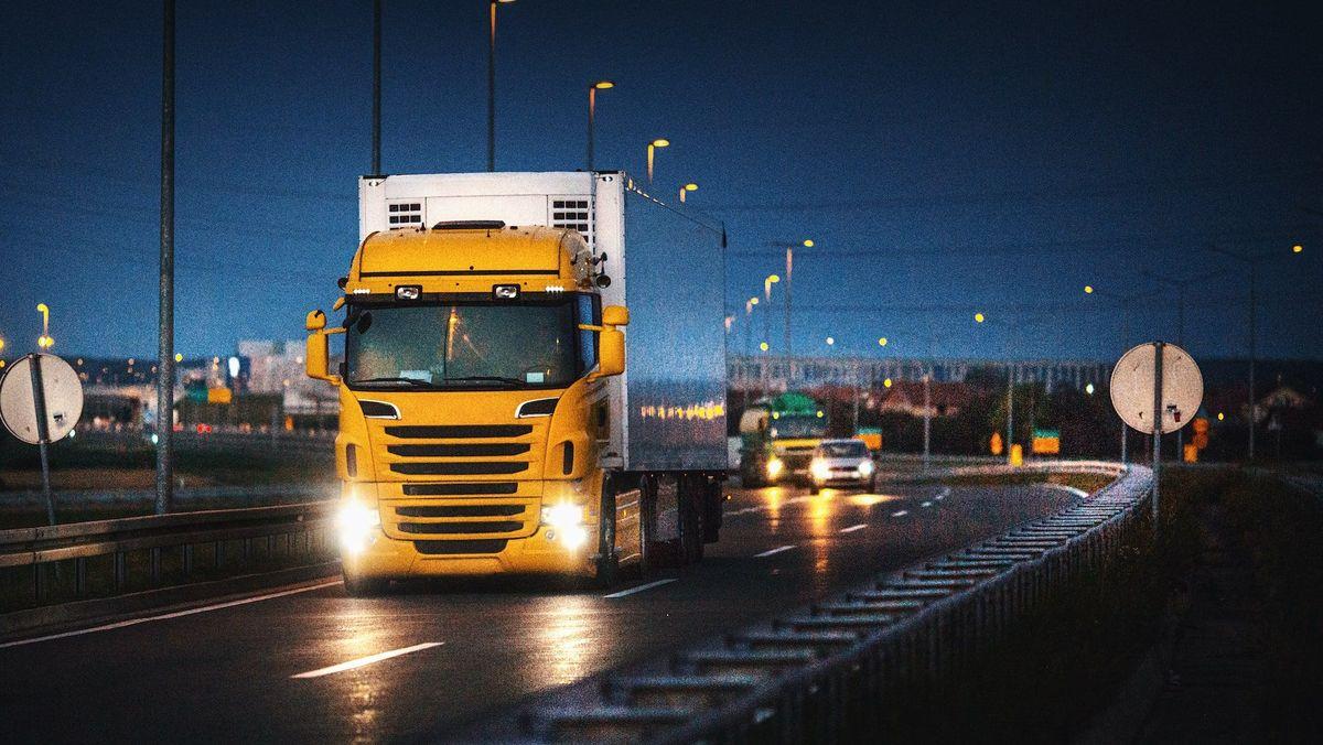 Top 5 UK truck stops