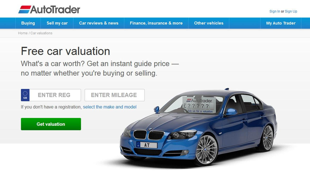 How Do You Value Your Car Auto Trader Uk