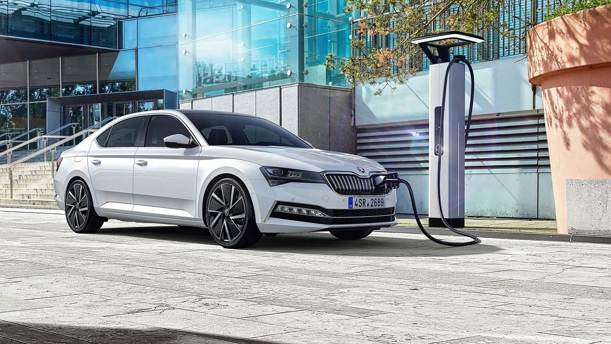 Skoda Superb iV PHEV