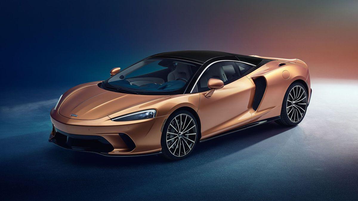 2019 McLaren GT