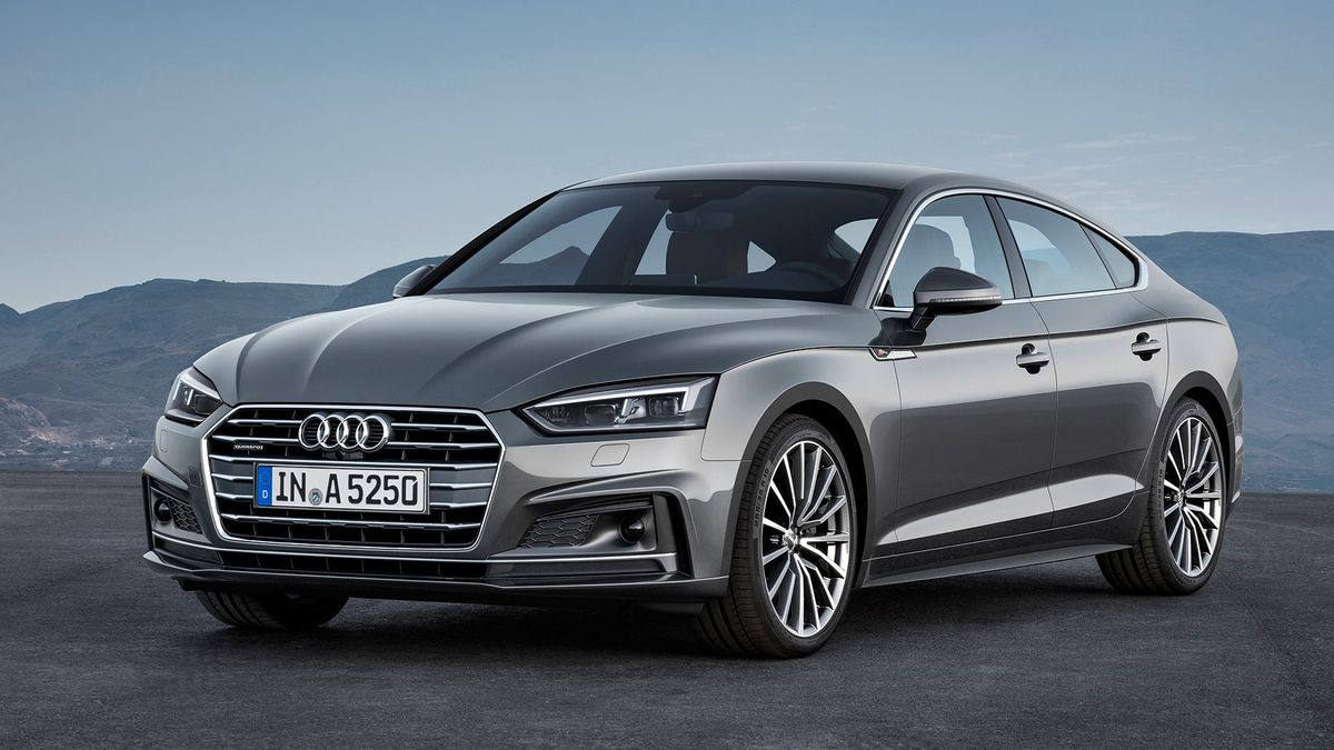 Coming Soon Audi A5 S5 Sportback 2017 Auto Trader Uk