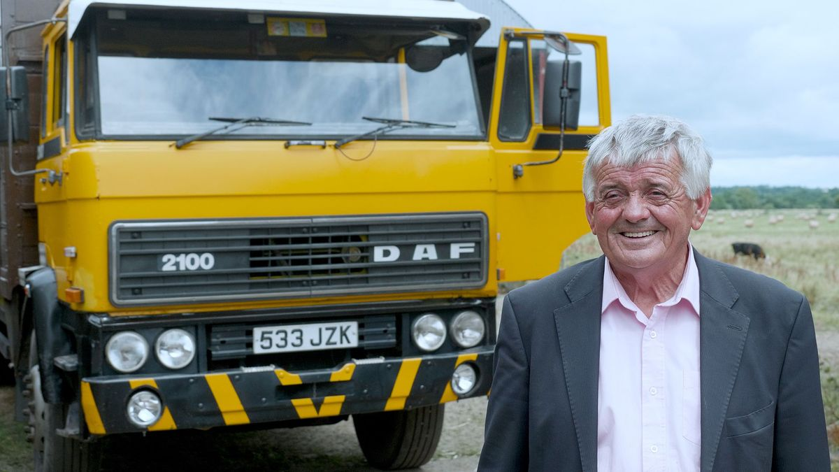 DAF are after their oldest truck still in operation, could it be yours?