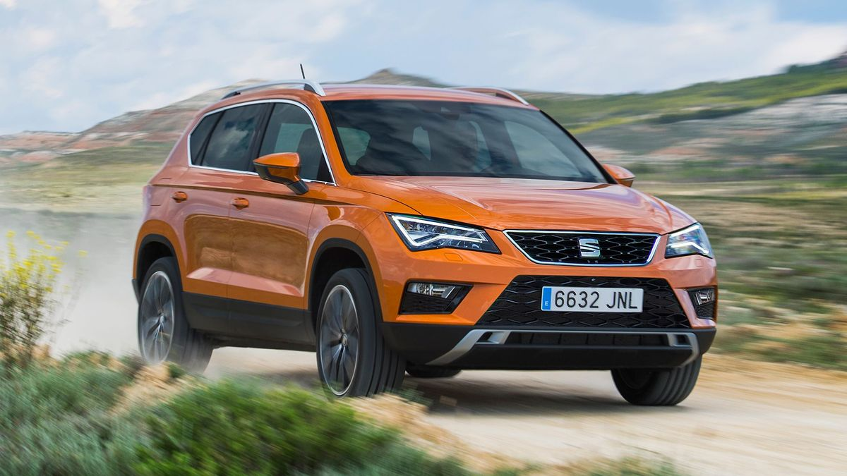 New Seat Ateca 2 0 TDI 150 first drive review | Auto Trader UK
