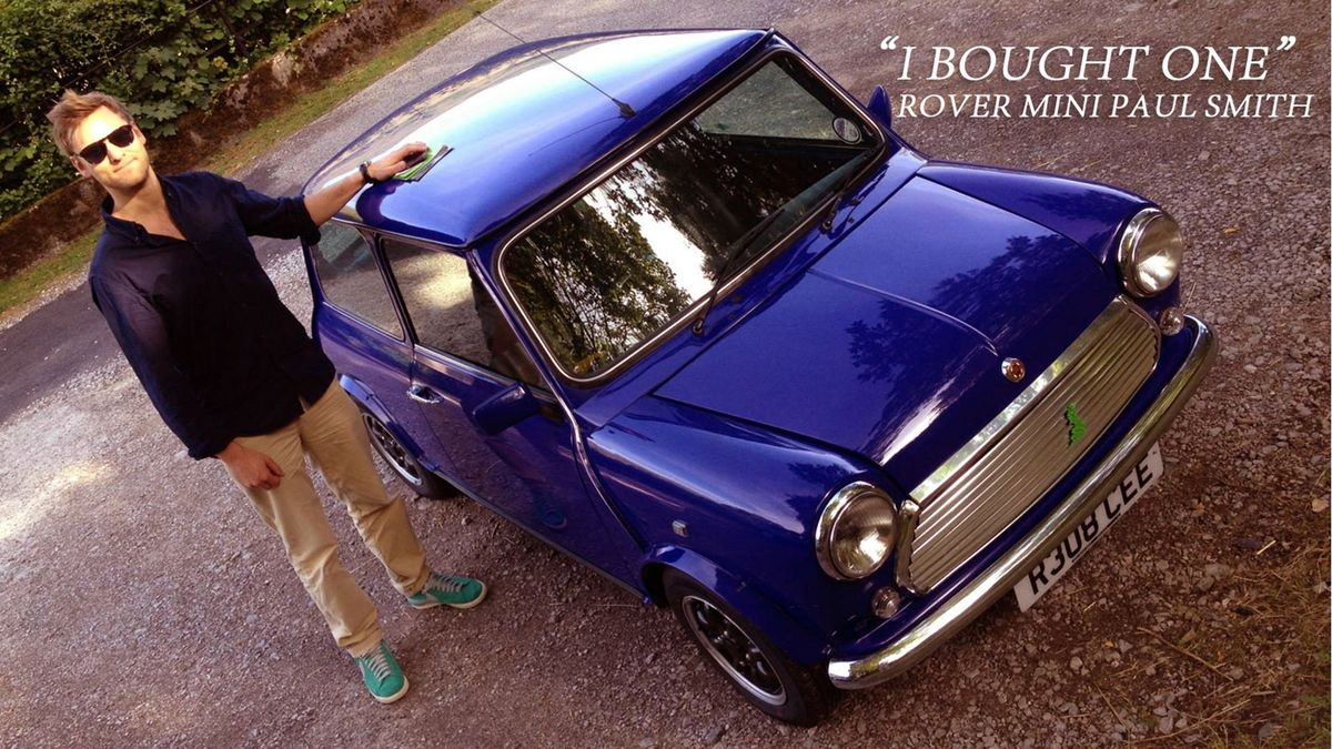 Rover Mini Paul Smith