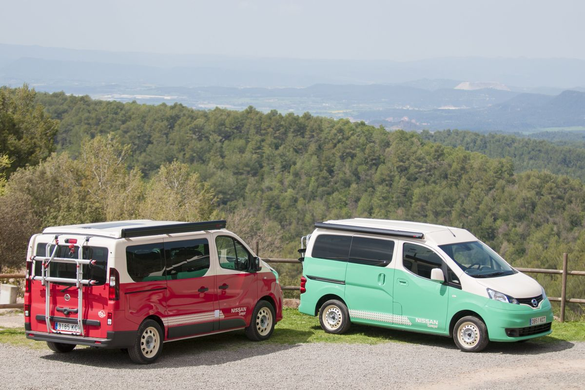 cool campsites need cool campervans