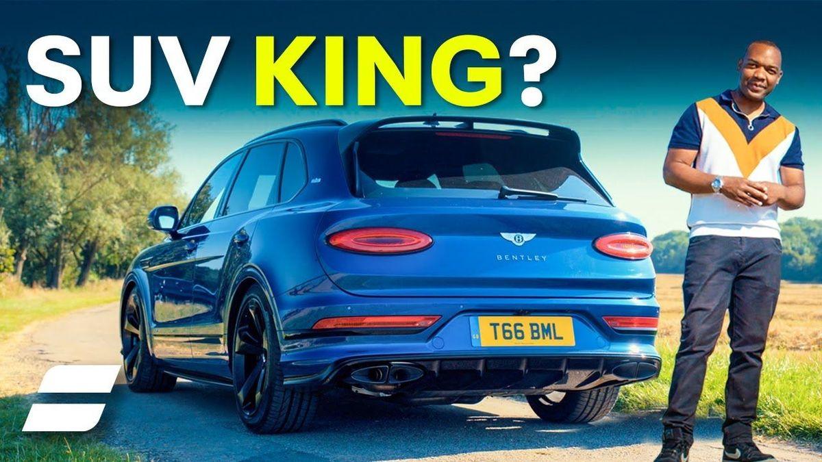 Bentley Bentayga Video Review Auto Trader Uk