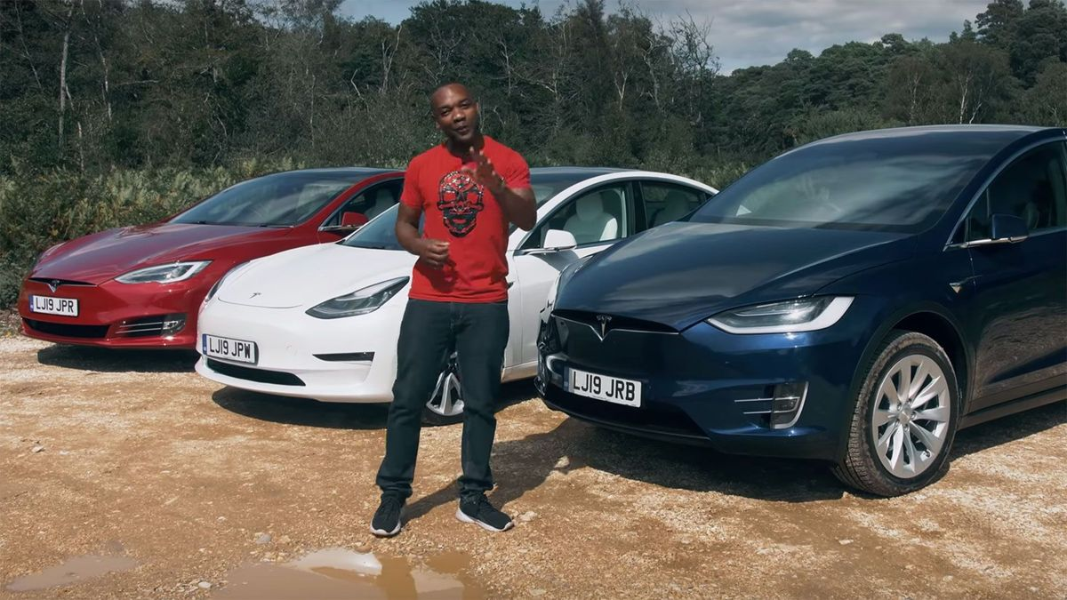 Tesla Showdown: Model 3 vs Model S vs Model X | Auto Trader UK