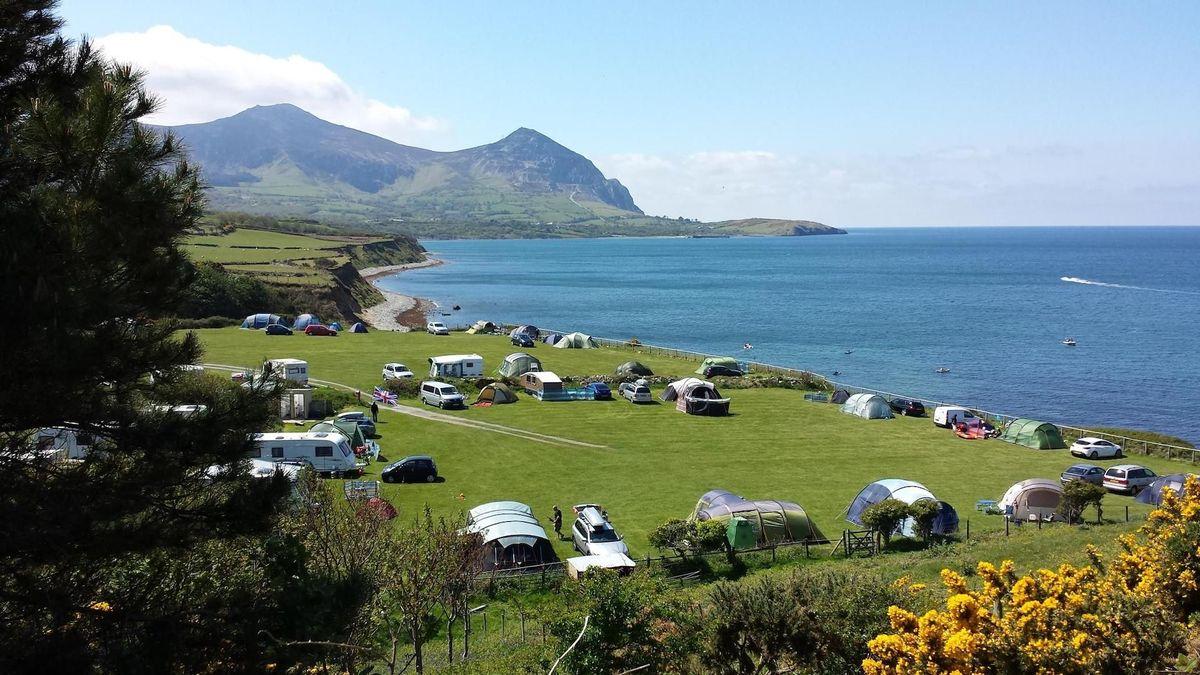 Aberafon, Gyrn Goch, Caernarfon - perfect for couples