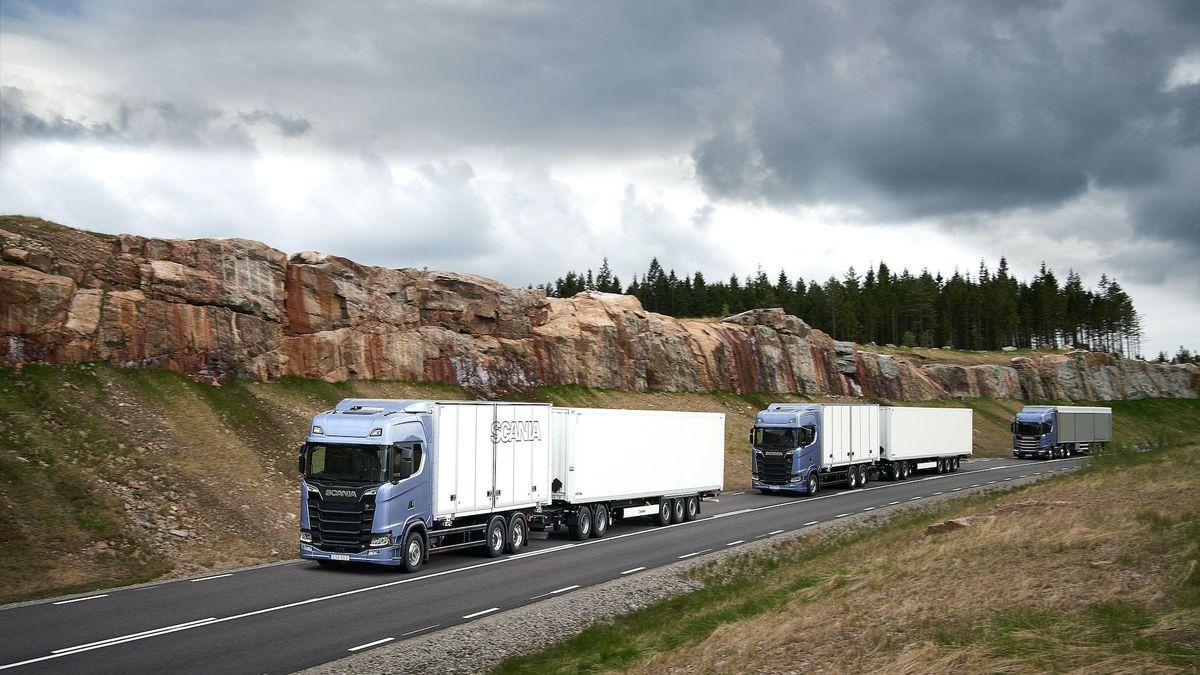 5 Best Scania trucks