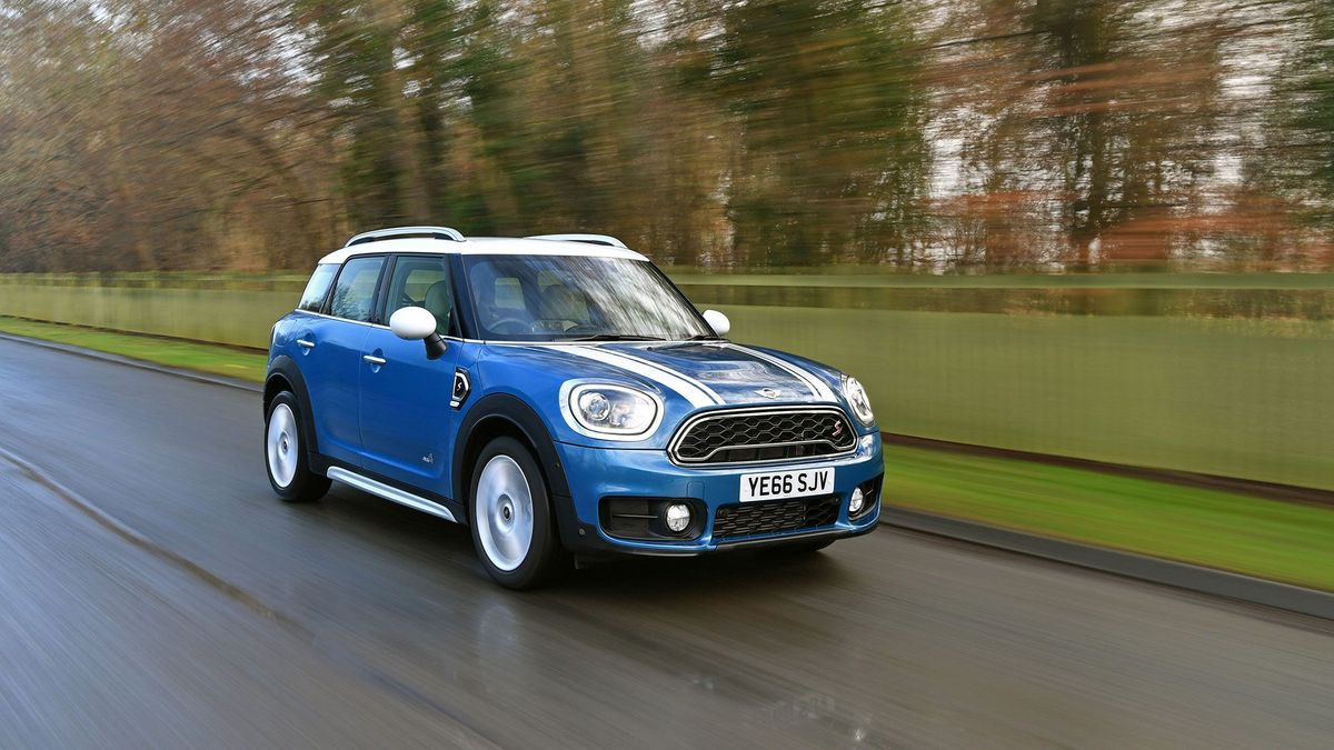 2017 Mini Countryman Cooper S First Drive Review Auto Trader Uk