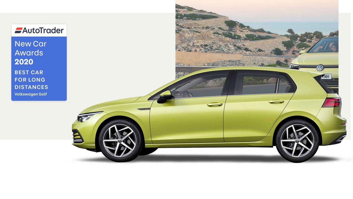 Volkswagen Golf, voted Best Car for Long Distances 2020