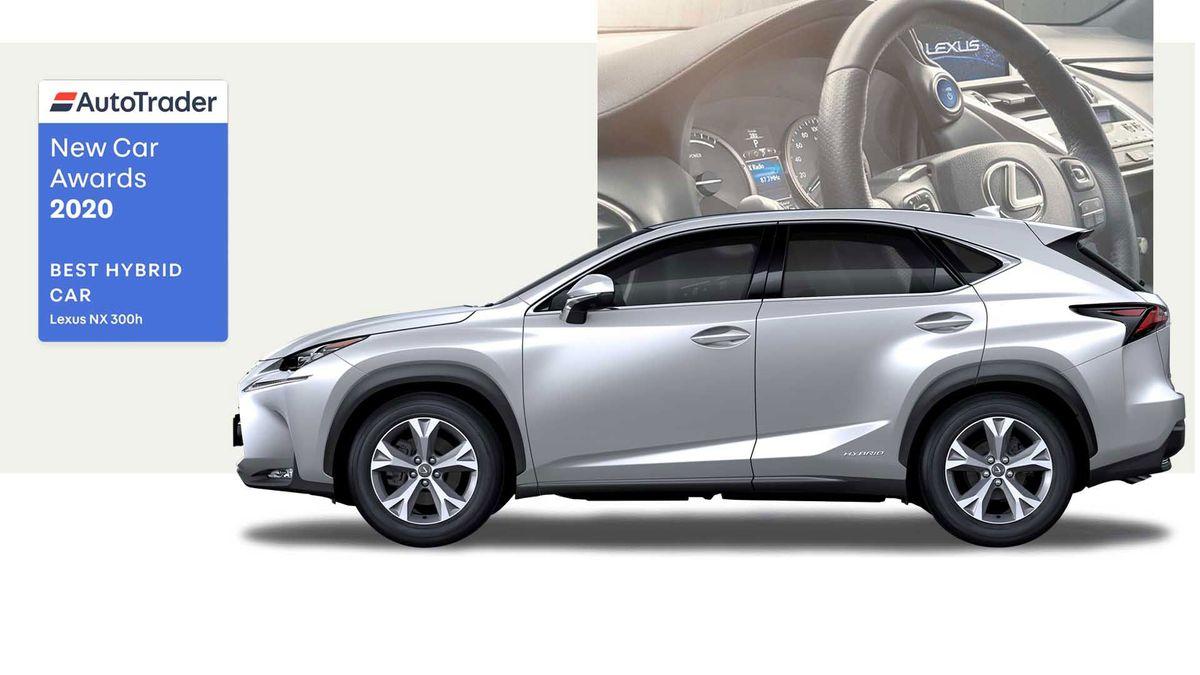 Lexus NX300h, Best Hybrid Car 2020