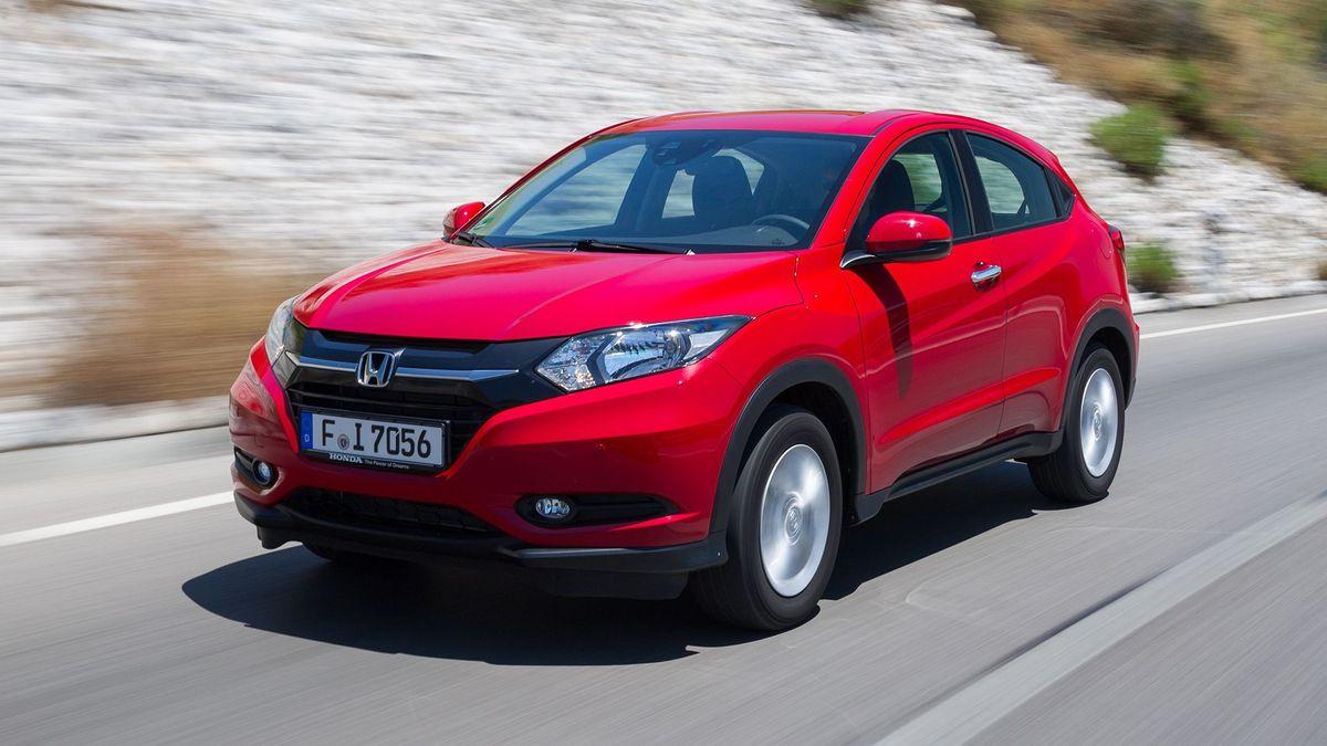 2015 Honda HR-V 1.6 i-DTEC front