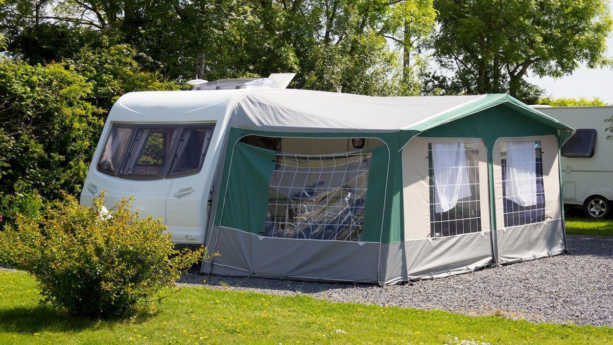 How to choose a caravan awning