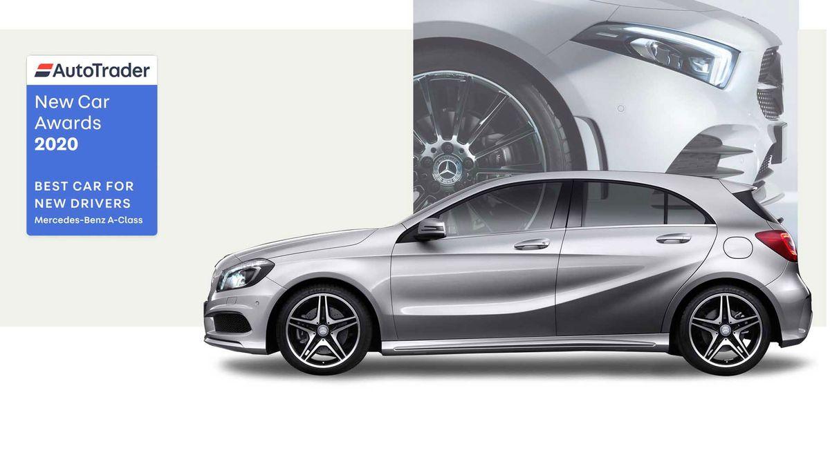 Mercedes-Benz A-Class, Best Car For New Drivers 2020