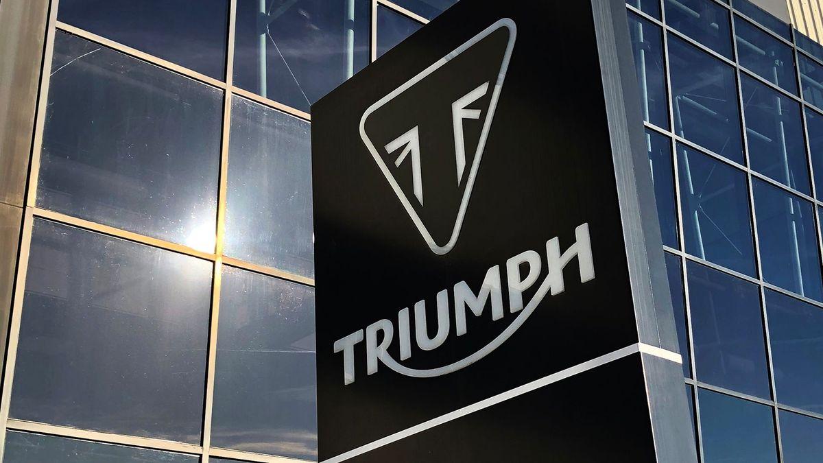 Triumph electric bike coming?