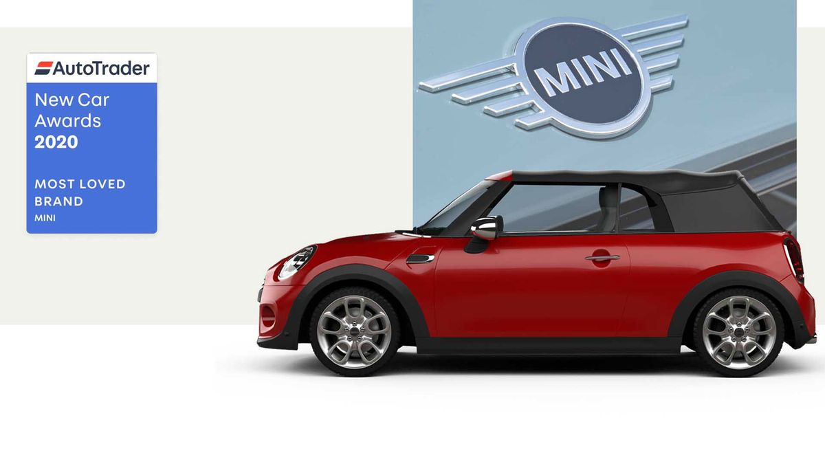 Mini, the UK's Most Loved Brand 2020