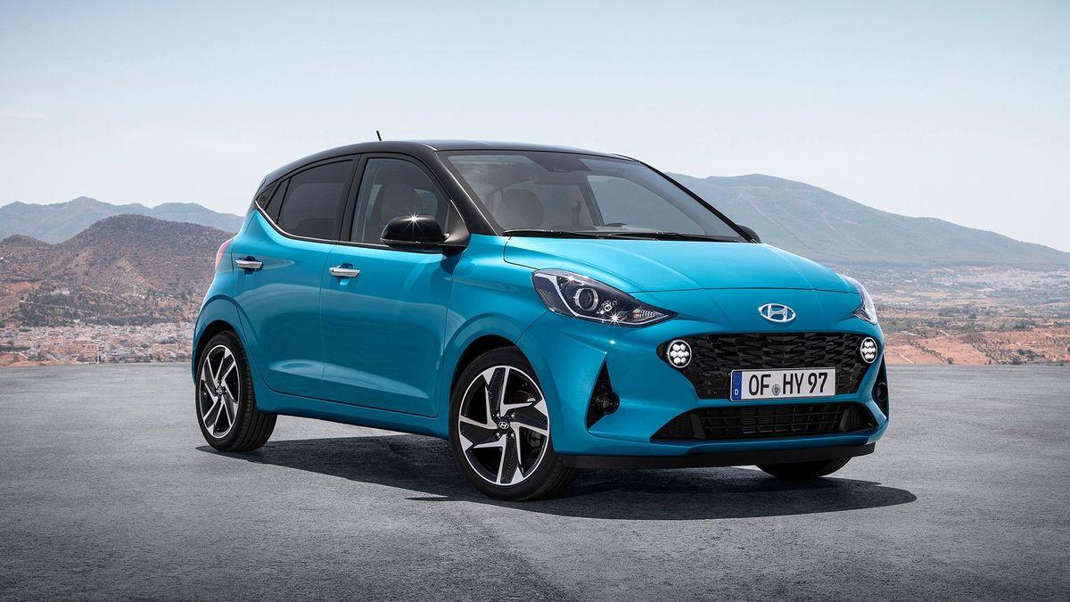 New Hyundai I10 2020 Coming Soon Auto Trader Uk