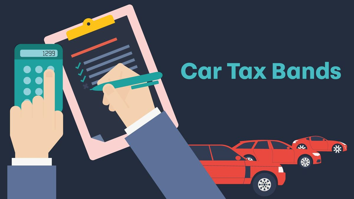 Car Tax Bands Explained Auto Trader Uk