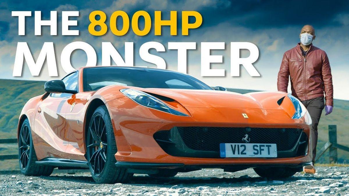 Ferrari 812 Superfast Video Review Auto Trader Uk