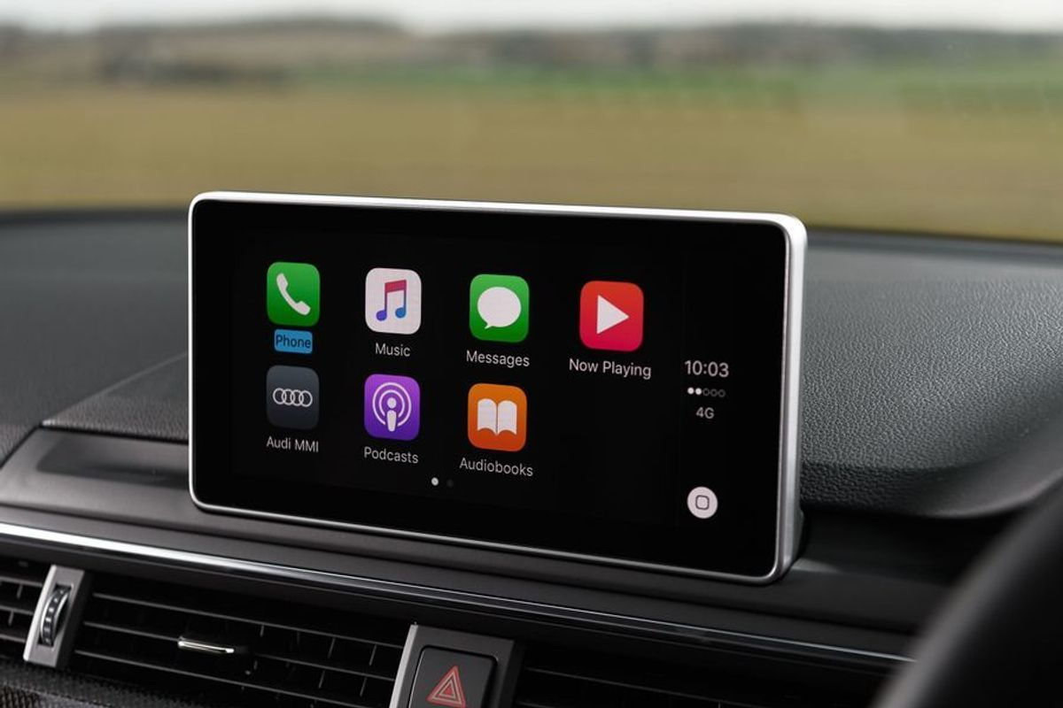 Cars With Apple Carplay Auto Trader Uk