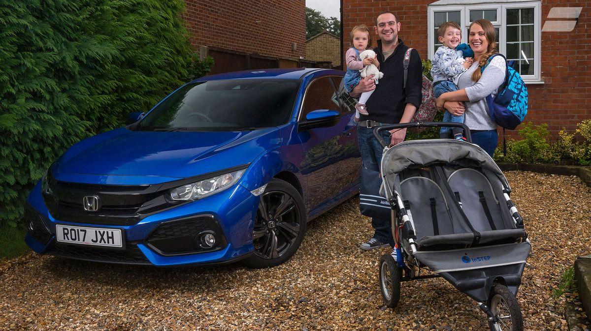 2016 Honda Civic family