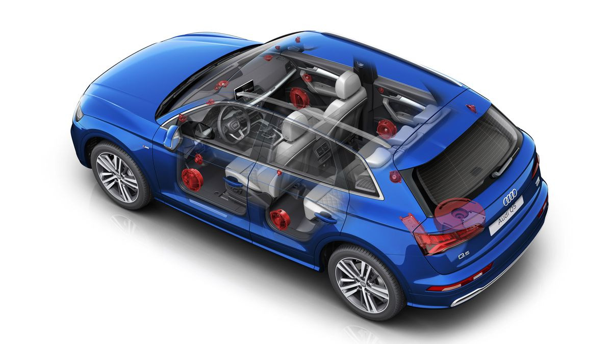 Car Sound Systems >> Car Audio The Coolest Sound Systems Auto Trader Uk