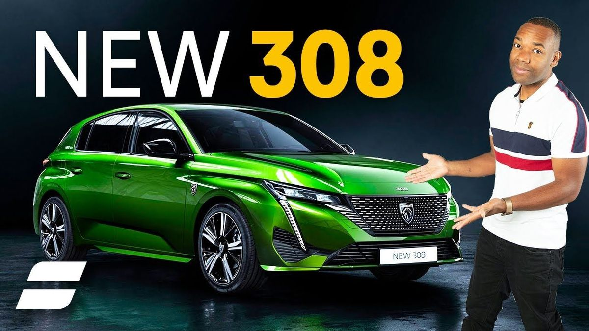 New Peugeot 308 preview