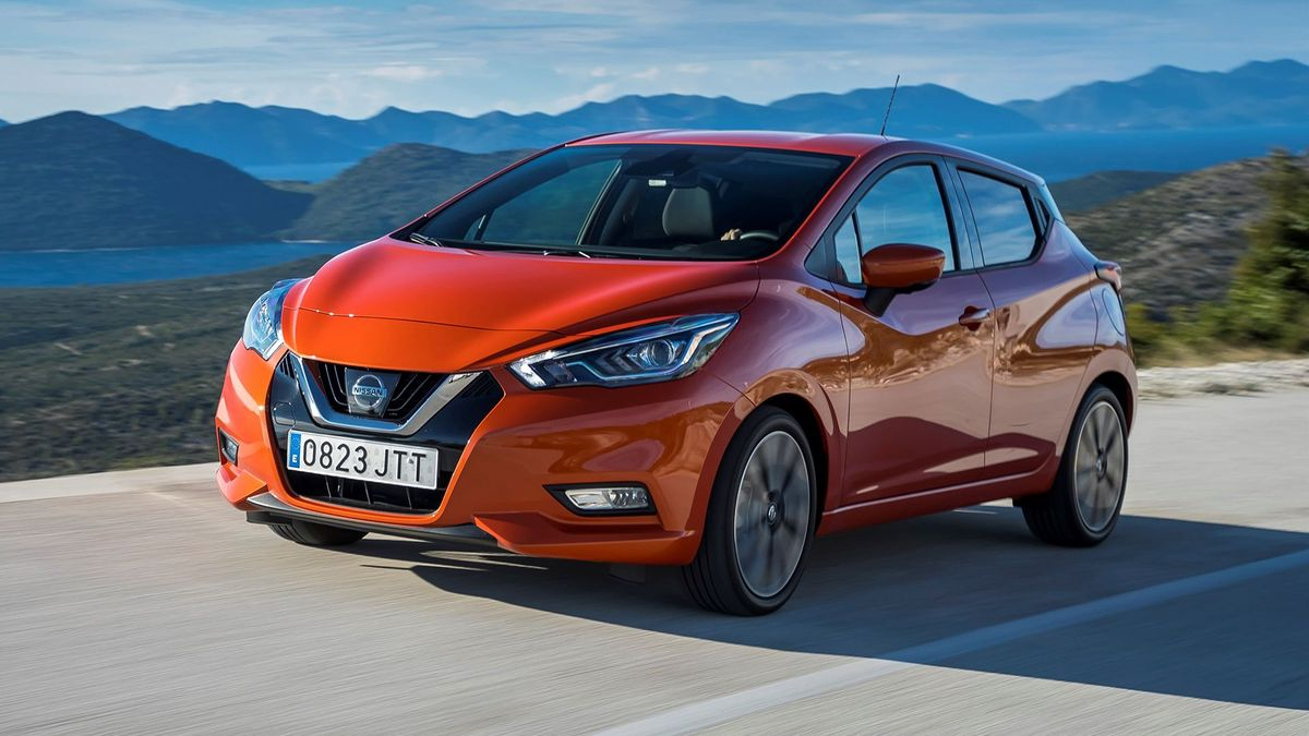2017 nissan micra first drive review auto trader uk. Black Bedroom Furniture Sets. Home Design Ideas