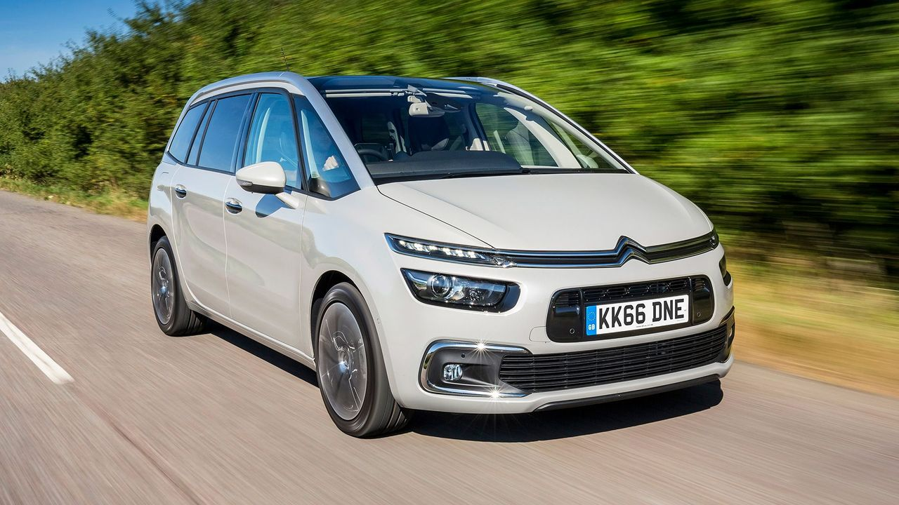 Citroen Grand C4 Picasso First Drive Review Auto Trader Uk