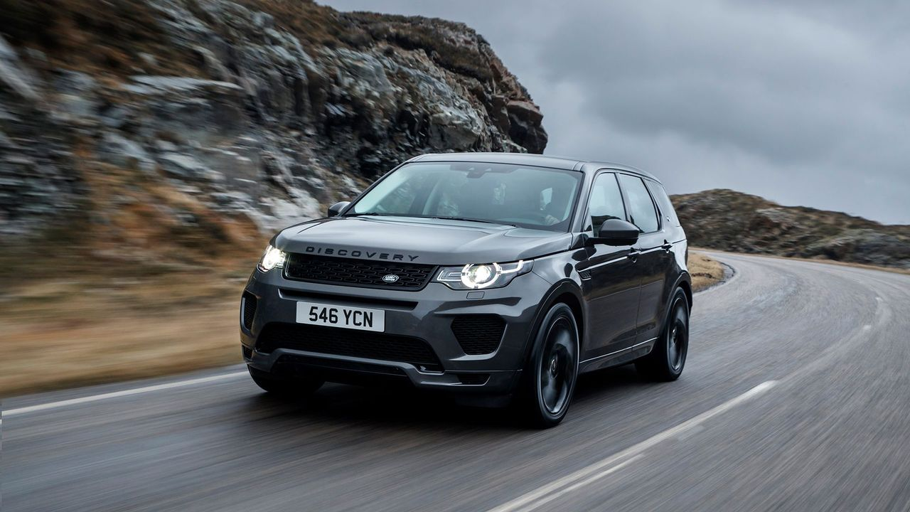 2018 Discovery Sport