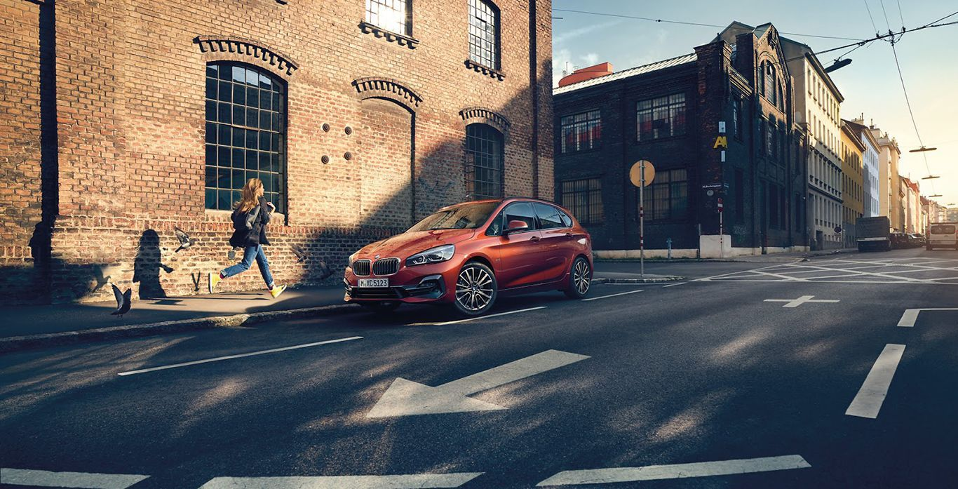 BMW 2 Series Active Tourer image