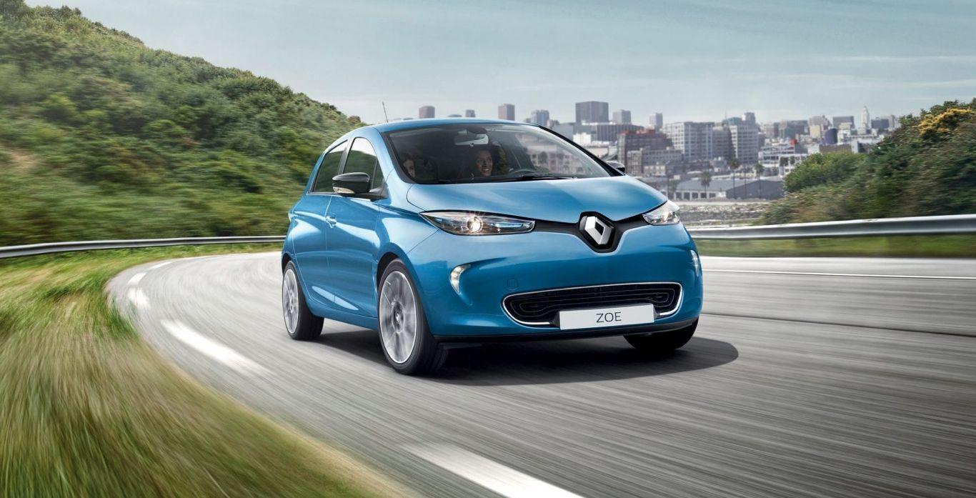 Renault Zoe image
