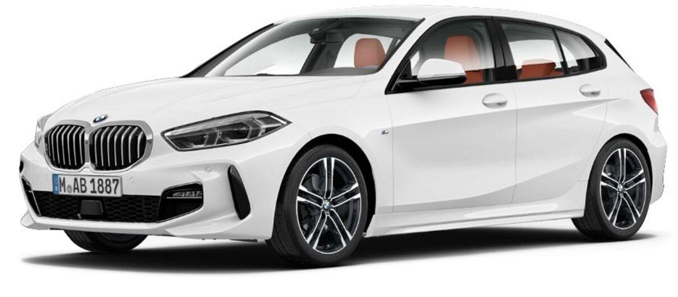 BMW 1 M Sport - Alpine White