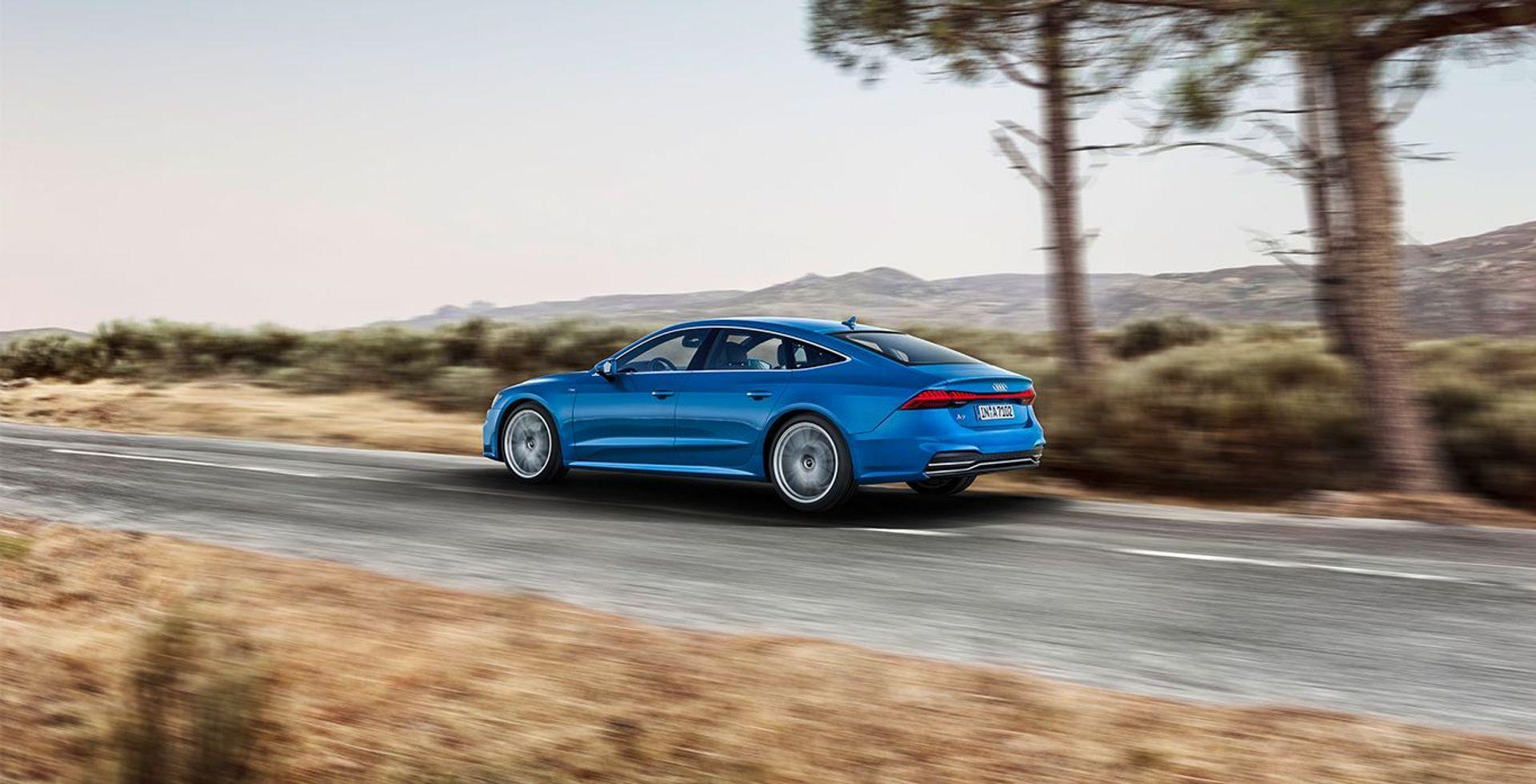 Audi A7 TFSI V6 image
