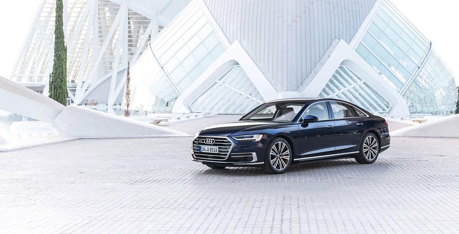 Audi A8  image