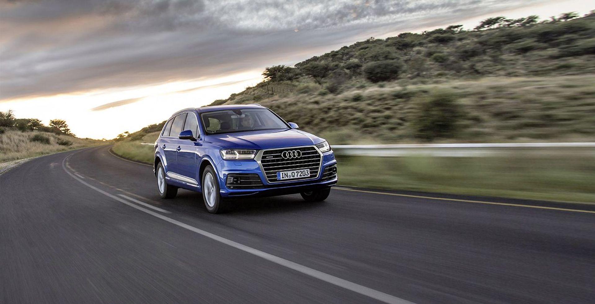 Audi Q7 TFSI V6 image